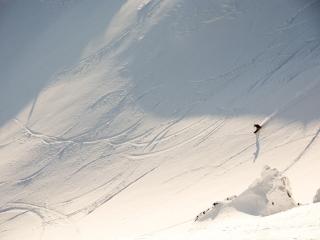 snowboarding iwaonupuri niseko renpo